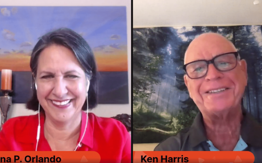 Synchronicity, Well-Being & Spirituality – Dr. Ken Harris on Align with Laina Podcast