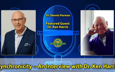 TMCG Podcast – Synchronicity – Interview with Dr. Dennis Perman